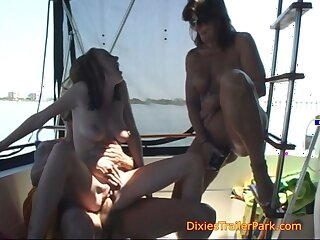 Filthy Belongings We Do On the Family Sailboat