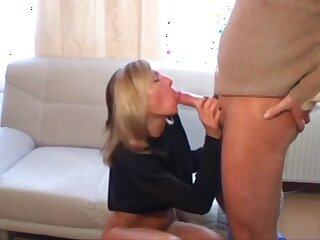 My Best Friend's German Mom Likes When I Fuck Her Pussy