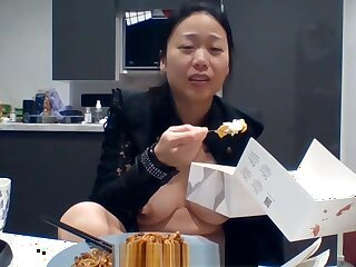 #JulietUncensoredRealityTV Season 1A Dare 35: Real Asian Tiro For sure Porn Star Piss Compilation &amp_ Vlogging Mukbang Side with An obstacle Scenes