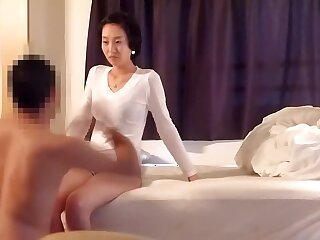 Asian GF plays fair in all directions fucking