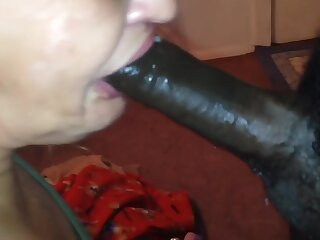 Pick up discretion for 65 Year Superannuated Deepthroat slut