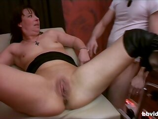 Slutty wife and her best friend get fucked away from a lot of dudes