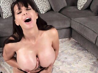 Cam Girl Plays with Broad in the beam Oiled Special and talks Dirty
