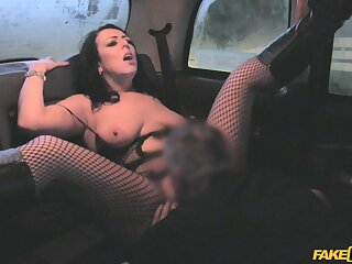 Intense porn on the back rump with a married tot