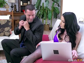Fine ass gloominess finger fucked nearly both holes and drilled nearly cuckold XXX