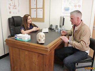 Nurses enjoy soft CFNM oral porn alongside a random impoverish